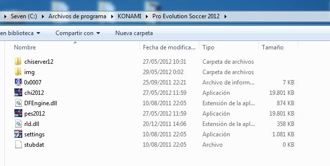 YA LO PUEDES DESCARGAR  CHILEPES 1 6  PES 2012