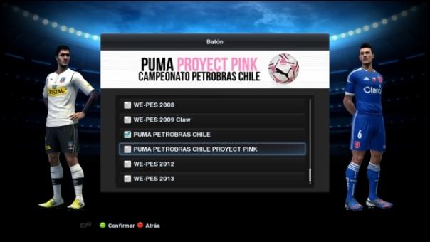 [Aporte] Liga Chilena [ChilePes] Pes 2013 1.0